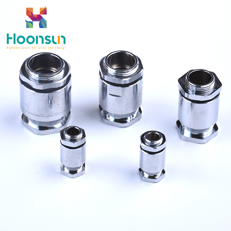customized waterproof IP54 TJ type marine cable gland sizes