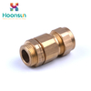 good quality m thread type explosionproof metal armoured cable gland