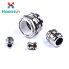 IP68 cord grips PG 7 metal cable gland types