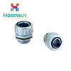 zinc alloy galvanized steel waterproof Flexible Conduit Connector