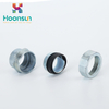 free sample free shipping zinc alloy DPJ galvanized steel Flexible Conduit Connector price