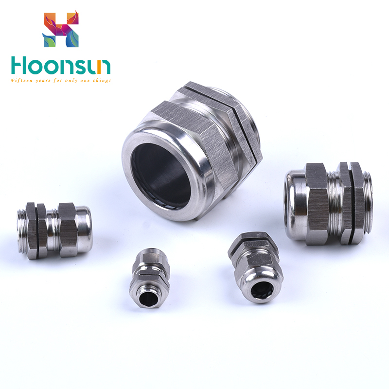 hot sale waterproof npt brass stainless cable gland